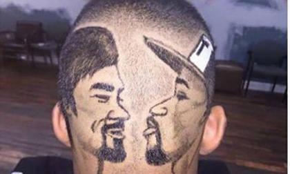 Hài hước với những kiểu tóc nam có 1-0-2