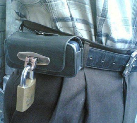 Những cách chống trộm cướp 'bá đạo' nhất định bạn phải biết 0