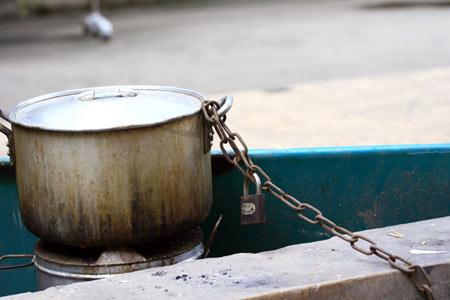 Những cách chống trộm cướp 'bá đạo' nhất định bạn phải biết 10