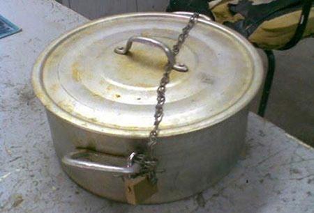 Những cách chống trộm cướp 'bá đạo' nhất định bạn phải biết 5