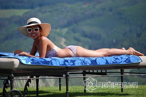 Thảo Trang khoe thân hình nóng bỏng 2