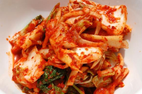 kim chi, món kim chi, lợi ích từ việc ăn kim chi, món ăn Hàn Quốc, món ăn truyền thống Hàn Quốc, sức khỏe, chăm sóc sức khỏe