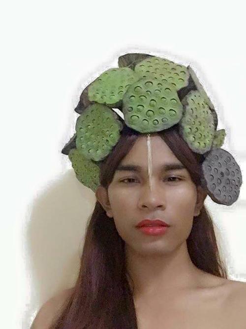 Dân mạng phát sốt với bộ ảnh thời trang độc nhất vô nhị 5