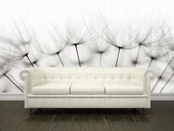 Trang trí nội thất tuyệt đẹp với tranh tường 11