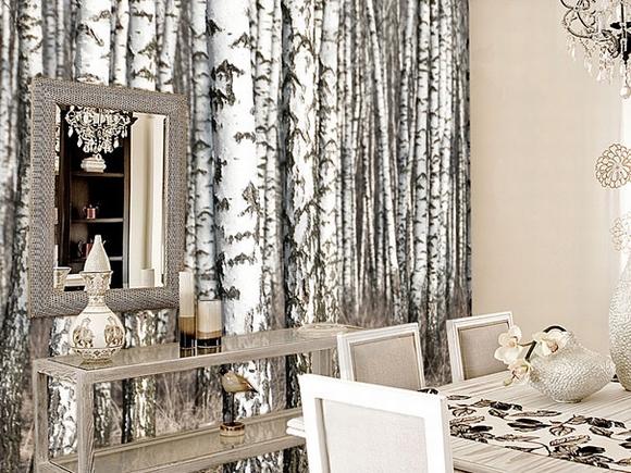 Trang trí nội thất tuyệt đẹp với tranh tường 20