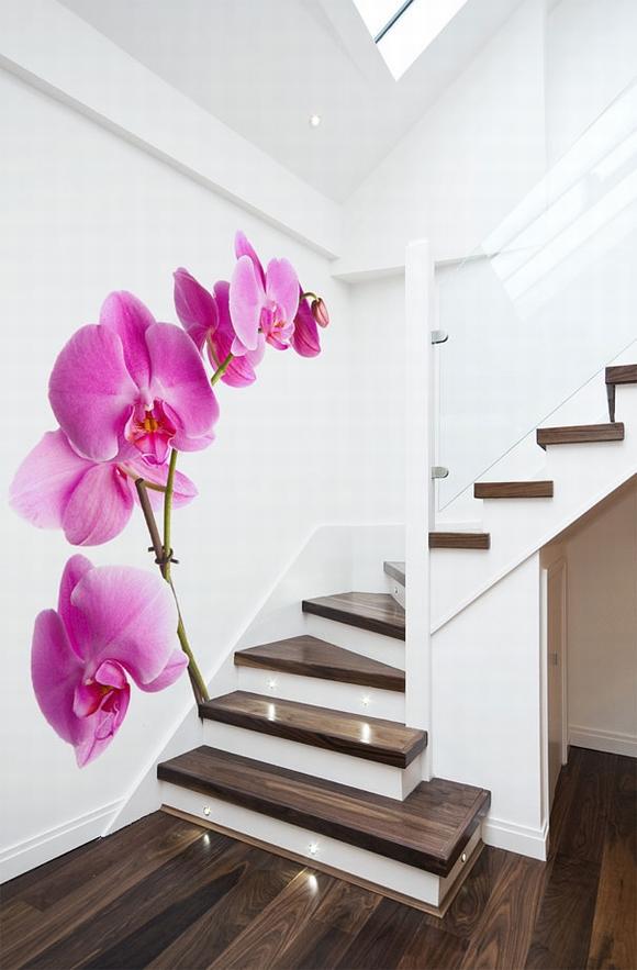 Trang trí nội thất tuyệt đẹp với tranh tường 19
