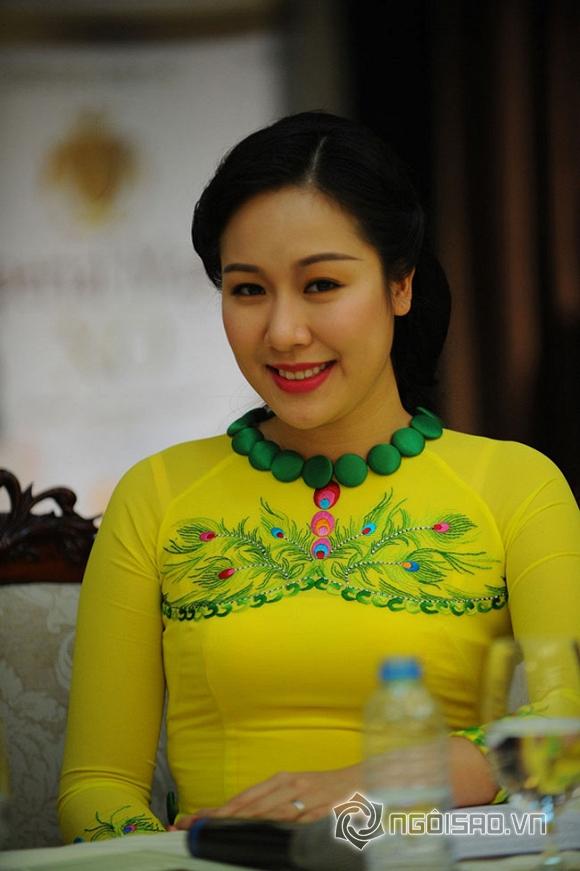 Hoa hậu Ngô Phương Lan và xuất thân 1