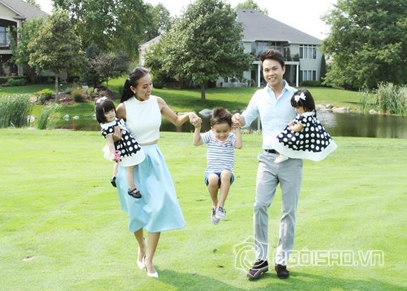 MC Huyền Ny đã có chồng và 3 con  1
