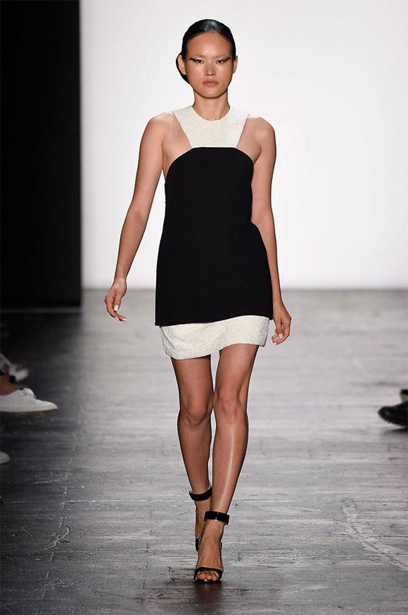 Tuyết Lan,Tuyết Lan trên sàn diễn thời trang New York,siêu mẫu Tuyết Lan,siêu mẫu việt,sao việt