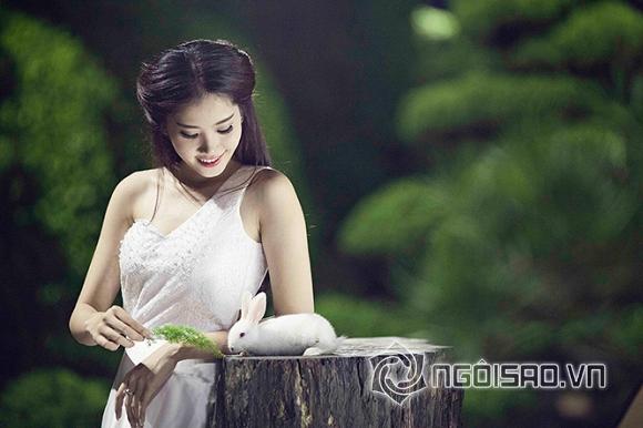 Hoa khôi Nam Em, Nguyễn Thị Lệ Nam Em, Hoa khôi ĐBSCL 2015 Nam Em, nguyen thi le nam em, hoa khoi nam em, sao Việt