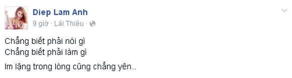 Diệp Lâm Anh,Diệp Lâm Anh bị Trang Trần khui ảnh,Diệp Lâm Anh và Trang Trần,sao Việt,quán quân cuộc đua kỳ thú, sao việt, tin tức sao