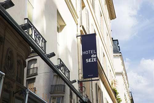 Bắt chước khách sạn Paris xây nhà siêu chuẩn - 1