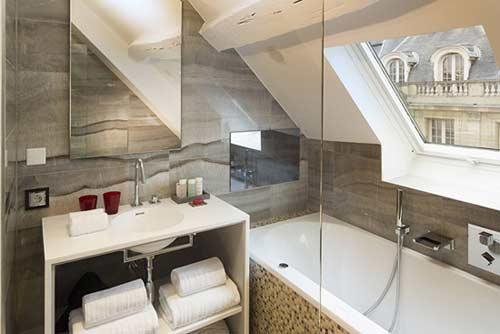 Bắt chước khách sạn Paris xây nhà siêu chuẩn - 11