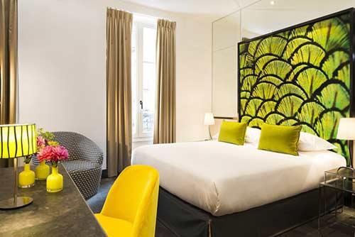 Bắt chước khách sạn Paris xây nhà siêu chuẩn - 6