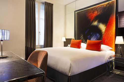 Bắt chước khách sạn Paris xây nhà siêu chuẩn - 7