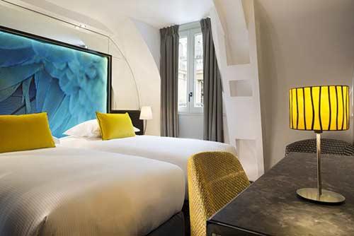 Bắt chước khách sạn Paris xây nhà siêu chuẩn - 8