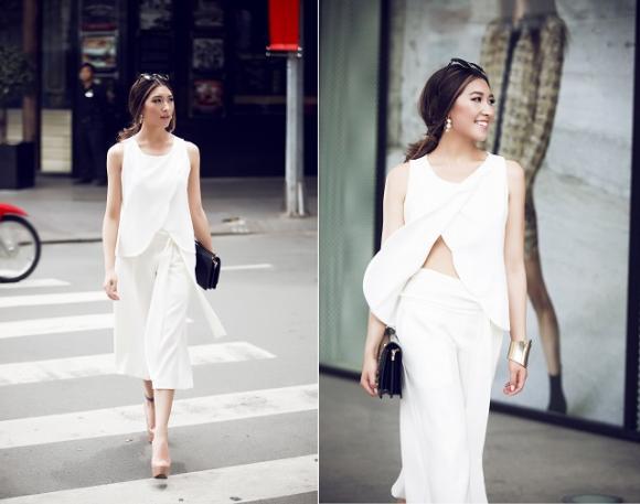 Hoa hậu Brandy Ngô, Đặc biệt, NTK Sơn Collection, sao việt