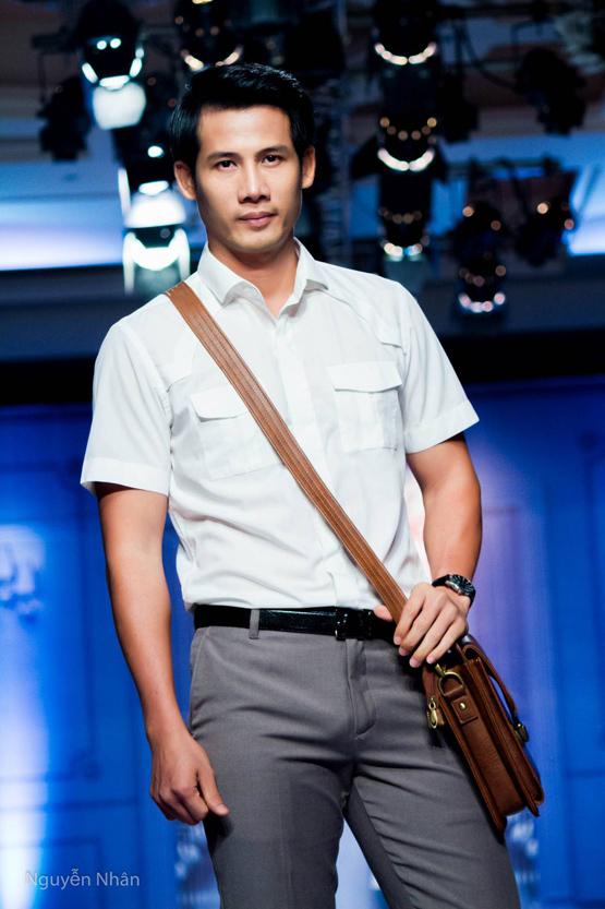 Trương Quỳnh Anh làm mẫu 8