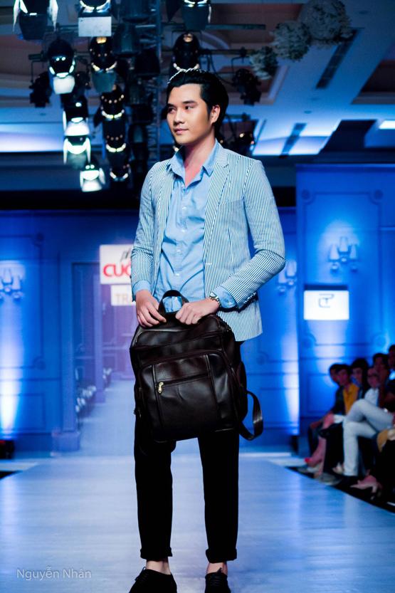 Trương Quỳnh Anh làm mẫu 9