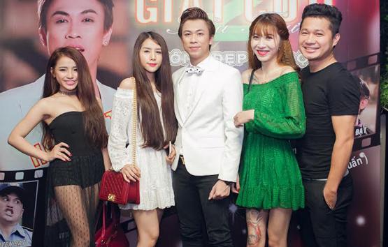 Hồ Quang Hiếu, Hồ Việt Trung, ca sĩ việt, phim ca nhạc hài Giải cứu tiểu thư