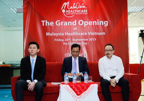 văn phòng Y tế Malaysia tại Việt Nam, Y tế Malaysia