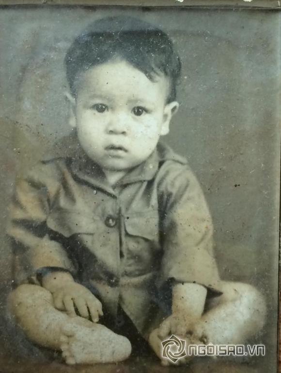 NTK Đức Hùng,Đức Hùng,Đức Hùng khoe ảnh độc thời bé,sinh nhật Đức Hùng,loạt ảnh thời bé của Đức Hùng,Đức Hùng đẹp trai từ nhỏ