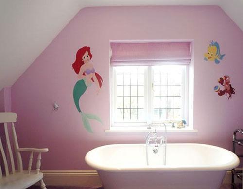 Mẹ khéo tay làm mới không gian phòng tắm - 12