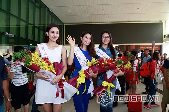 Phạm Hương trở về sau đăng quang 3