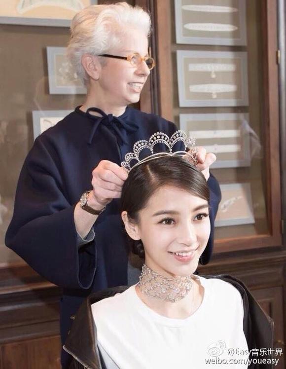 Angela Baby đẹp như công chúa trong 'lễ cưới cổ tích' 8