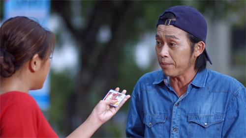 Hoài Linh, Nam Thư, Sim thần tài
