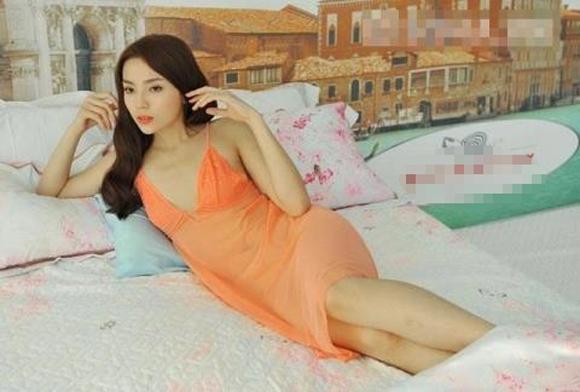 Hoa hậu Kỳ Duyên chụp ảnh quảng cáo  2