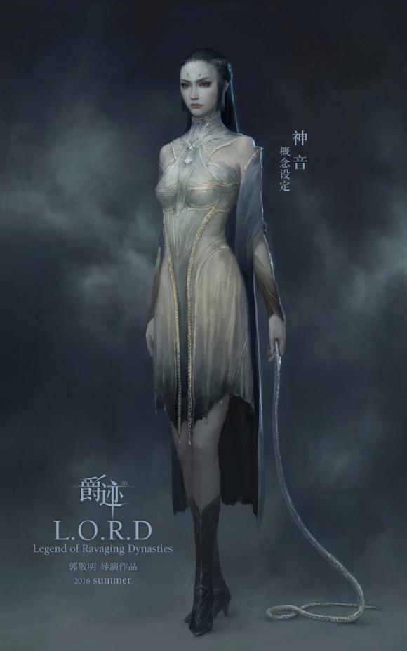Phạm Băng Băng, Tước tích, Phạm Băng Băng phim Tước tích, L.o.r.d, Lý Trị Đình, Dương Mịch