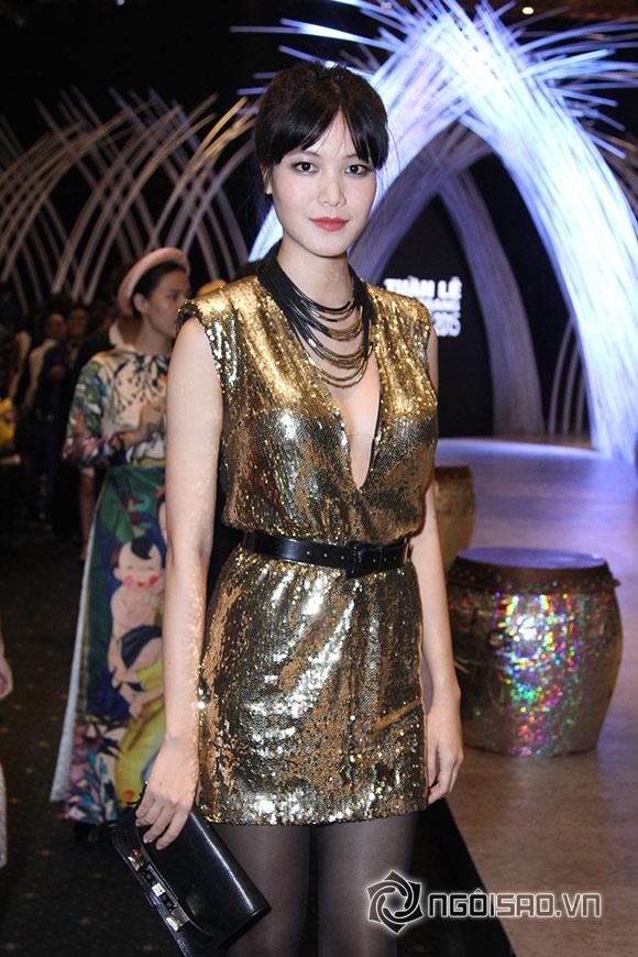 Phạm Hương kín đáo vẫn đánh bật Thùy Dung váy ngắn 3