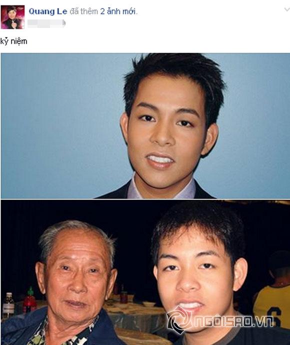 Ảnh 15 năm trước của Quang Lê 0