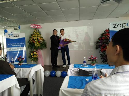 Vinagroups, Bán hàng online, siêu thị online, Cộng Đồng Việt