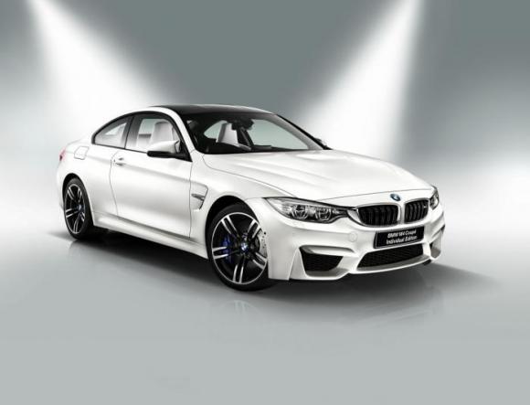 Soi mẫu BMW M4 Coupe M Performance Edition và M4 Coupe Individual Edition