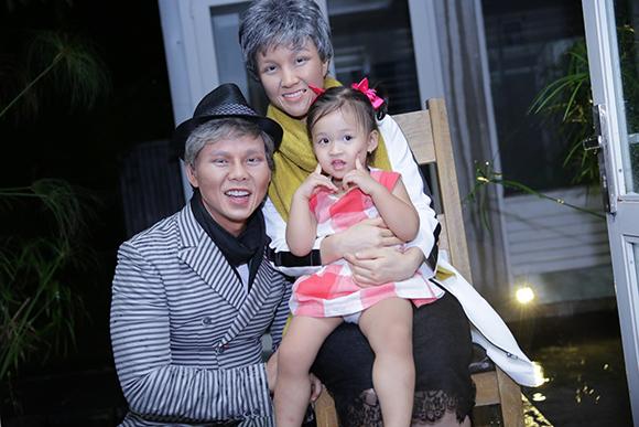 Vợ chồng Phan Đinh Tùng già nua khiến con gái hoảng hốt 3