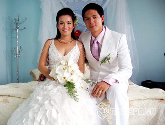 Vợ chồng trong showbiz Việt  9