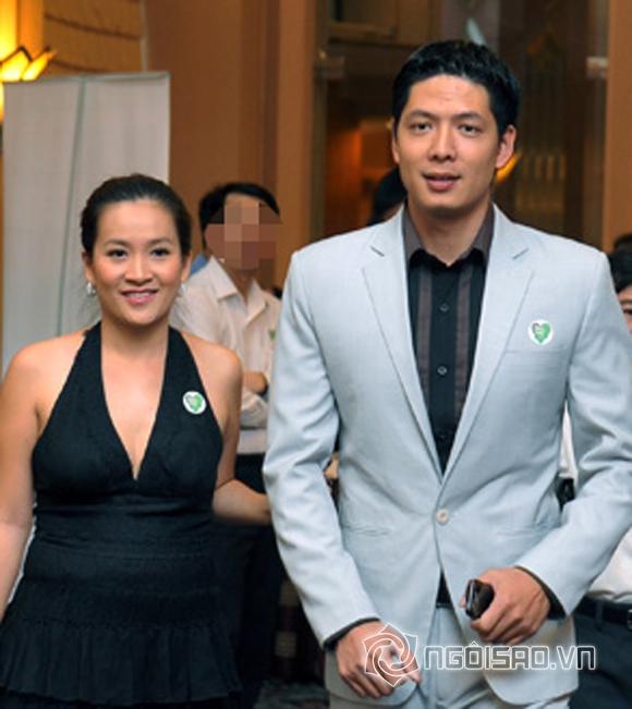 Vợ chồng trong showbiz Việt  8