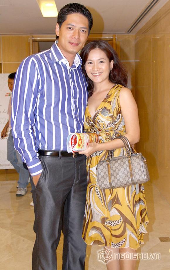 Vợ chồng trong showbiz Việt  21