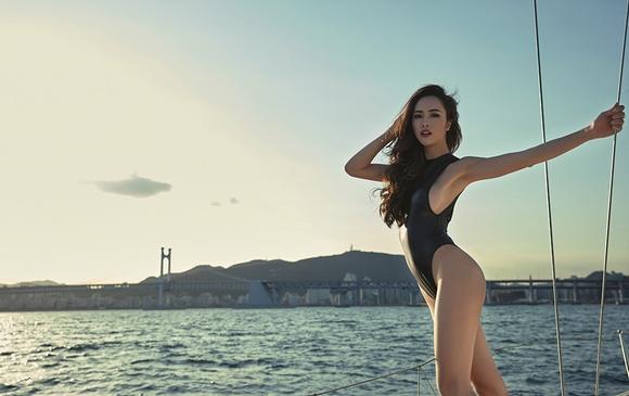Top 5 cuộc thi Hoa hậu Việt Nam 2012 Vũ Ngọc Anh được báo Thái khen ngợi 8