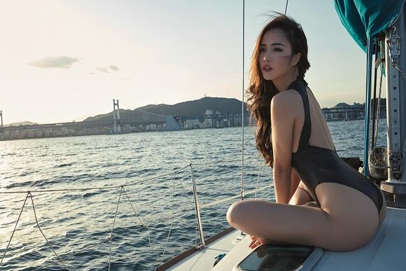 Top 5 cuộc thi Hoa hậu Việt Nam 2012 Vũ Ngọc Anh được báo Thái khen ngợi 7