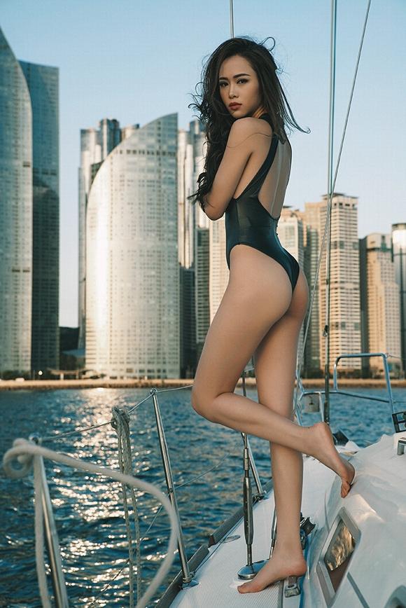 Top 5 cuộc thi Hoa hậu Việt Nam 2012 Vũ Ngọc Anh được báo Thái khen ngợi 5