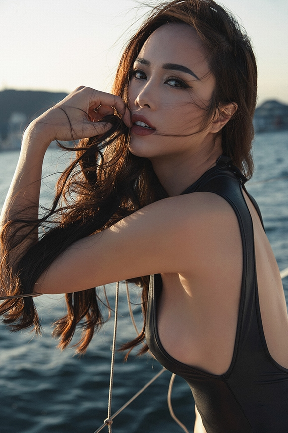 Top 5 cuộc thi Hoa hậu Việt Nam 2012 Vũ Ngọc Anh được báo Thái khen ngợi 4