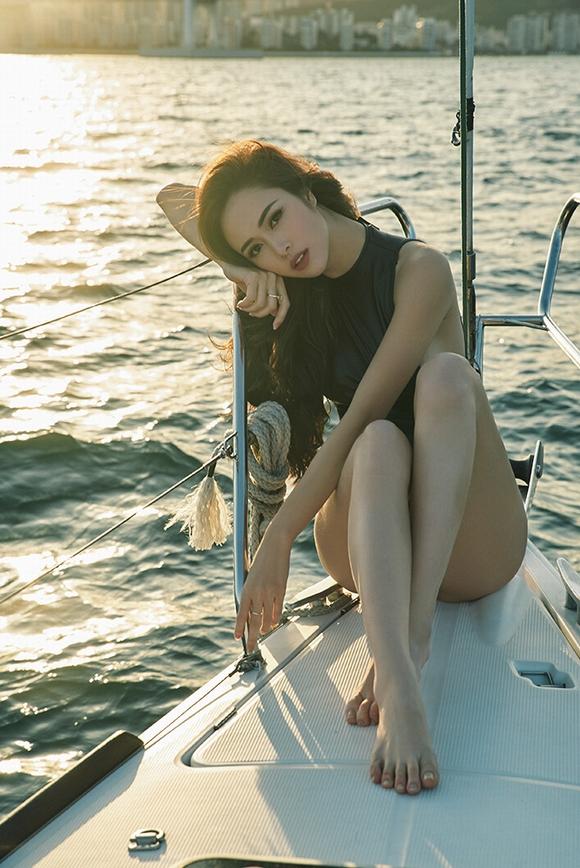 Top 5 cuộc thi Hoa hậu Việt Nam 2012 Vũ Ngọc Anh được báo Thái khen ngợi 2