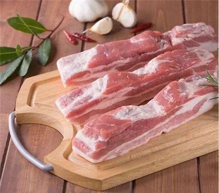 thịt ba chỉ cháy cạnh, cách rang thịt ba chỉ cháy cạnh, thịt ba chỉ, món ngon từ thịt ba chỉ, thịt lợn, món ngon