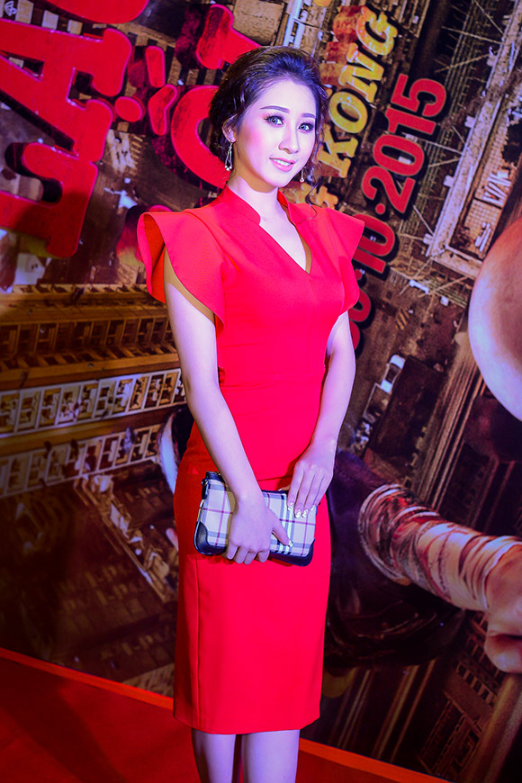 Vương Thu Phương tự tin trở lại showbiz  3