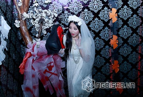 Ca sĩ Khả Tú hóa thân thành công chúa dịu dàng bên Akira Phan 1