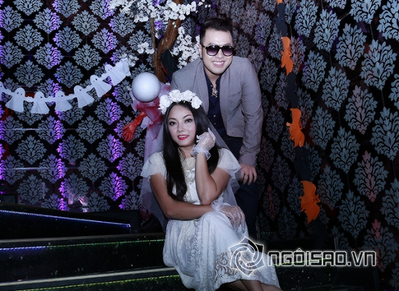 Ca sĩ Khả Tú hóa thân thành công chúa dịu dàng bên Akira Phan 3