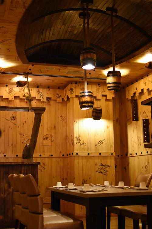 Dim Tu Tac, ẩm thực Hong Kong, Nhà hàng ẩm thực Hong Kong